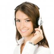 Communication par téléphone avec Eutelsat
