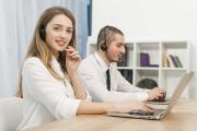 Communication téléphonique avec IMS France