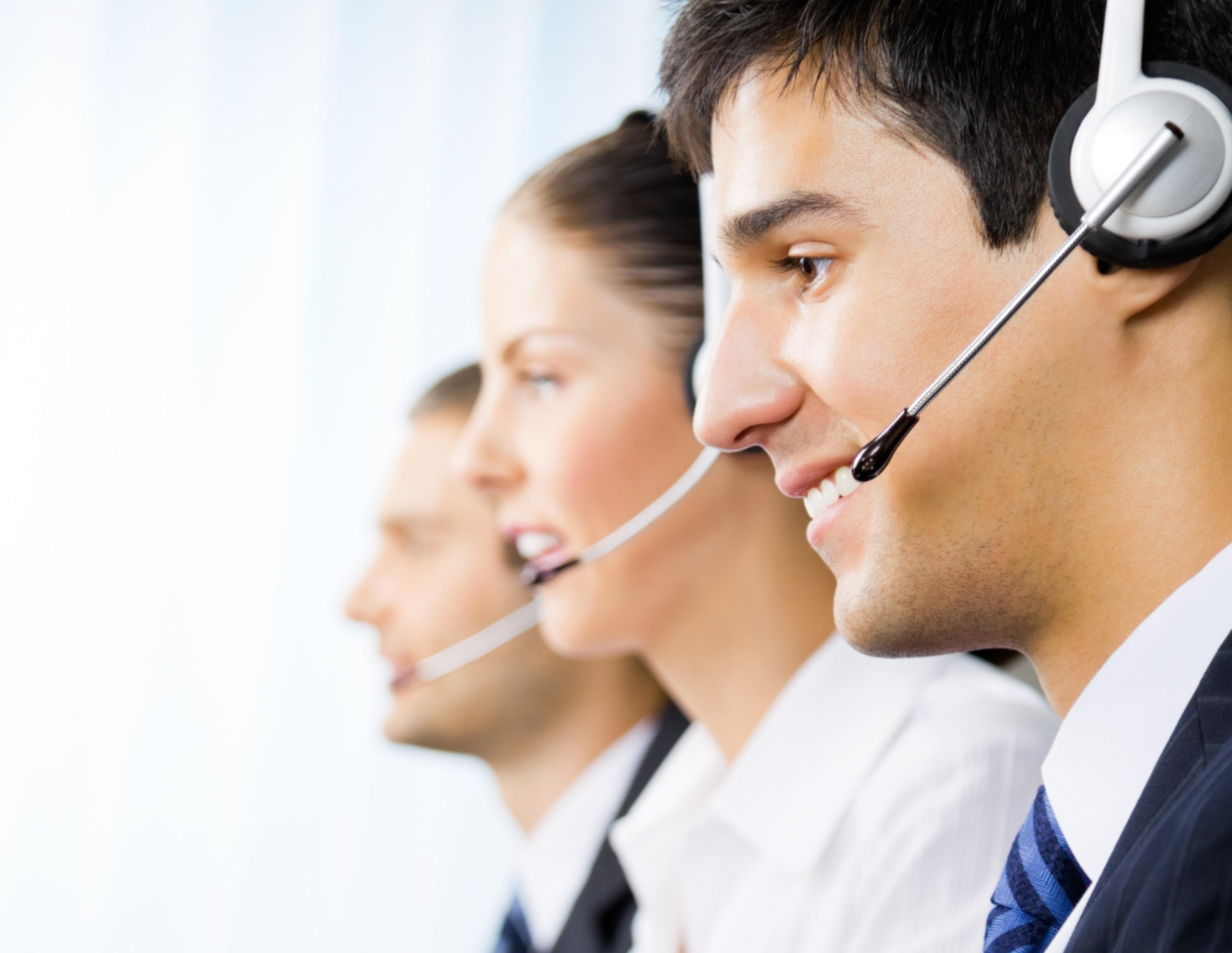 Téléphoner au service clientèle JCO