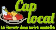 Le local avec la page web Cap Local