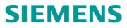 Support Siemens, pour vous mettre en contact avec ce service, appelez directement tous les jours de la semaine 24 heures/24.