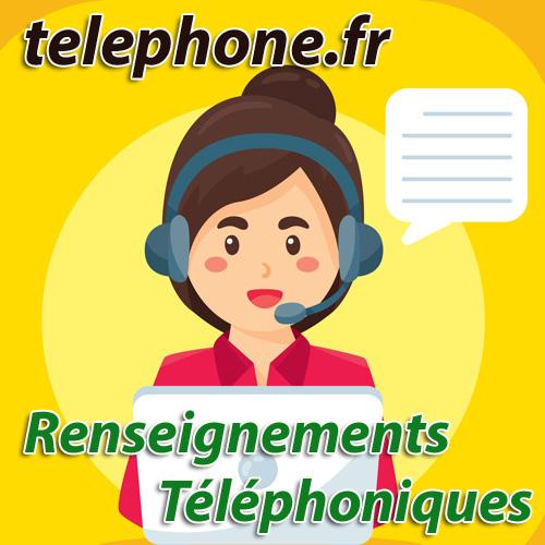 Télephone information entreprise  COFICA BAIL