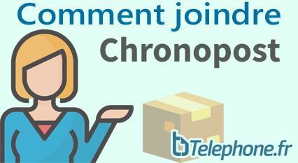 Comment joindre Chronopost