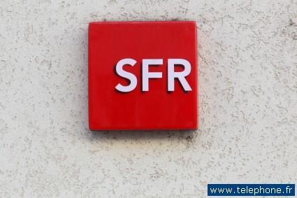 Numéro de téléphone pour contacter SFR, service