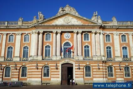 mairie toulouse