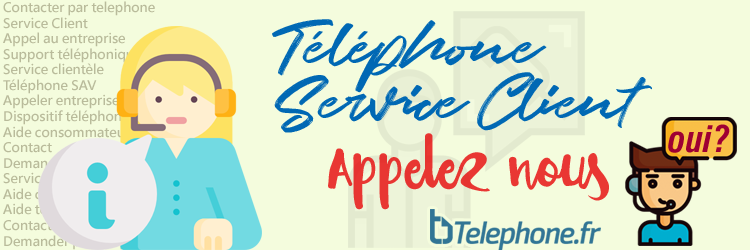 Telephone service client support