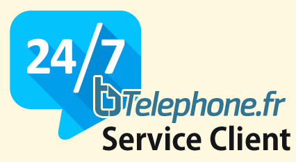 telephone.fr, Service Client