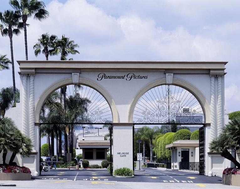 Paramount Pictures, producteur de film