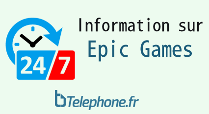 Information sur Epic Games