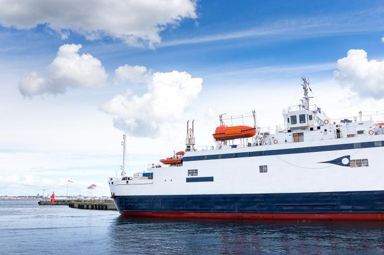Aferry, transports en ferry