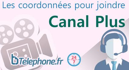 Contacter Canal Canal Plus Numero De Telephone Canal