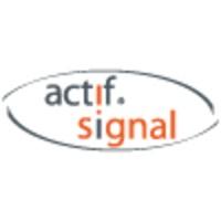 Contact Actif Signal rapide
