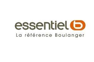 Marque filiale Essentiel B de Boulanger France