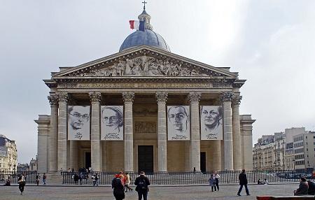 Télephone information entreprise  Joséphine Barker intégrera le Panthéon en fin d'année